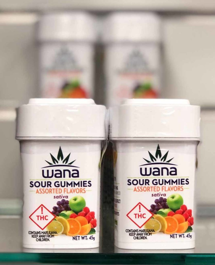 Wana's Assorted Sour Gummies are made with all natural flavors and colors. They are handcrafted and infused with premium extract during the cooking process. This assorted pack is a delicious mix of grape, raspberry, lemon, green apple and orange flavors.