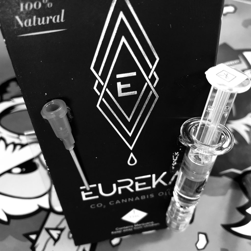 Eureka syringes 1000mg