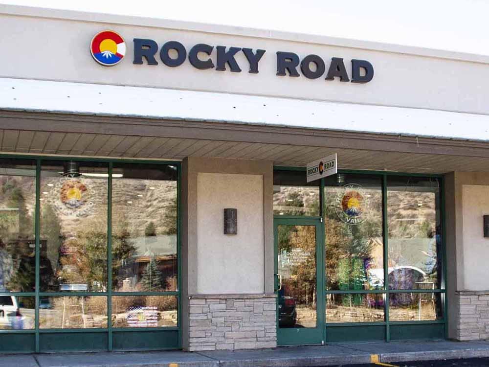 Rocky Road Vail Exterior